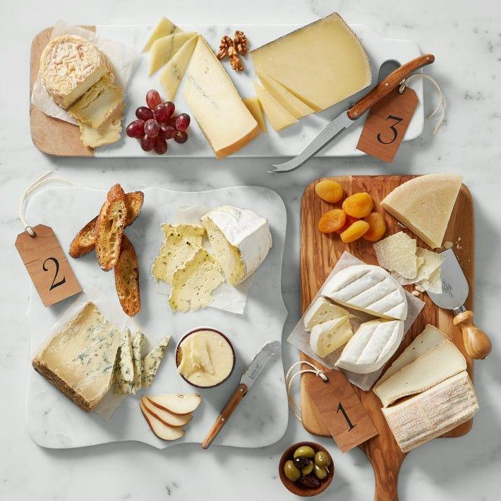 "<p><strong>William Sonoma</strong></p><p>williams-sonoma.com</p><p><strong>$159.95</strong></p><p><a href=""https://go.redirectingat.com?id=74968X1596630&url=https%3A%2F%2Fwww.williams-sonoma.com%2Fproducts%2F3-months-of-european-cheese-sp20%2F&sref=https%3A%2F%2Fwww.delish.com%2Fkitchen-tools%2Fcookware-reviews%2Fg33322219%2Fbest-places-to-order-cheese-online%2F"" rel=""nofollow noopener"" target=""_blank"" data-ylk=""slk:BUY NOW"" class=""link rapid-noclick-resp"">BUY NOW</a></p><p>Is there anything William Sonoma doesn't sell? Next time you're getting some kitchen essentials or a new appliance, add a three month delivery of these French, English and Italian cheese.</p>"