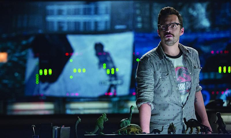 Jake Johnson has already talked to Colin Trevorrow about his part in Jurassic World: Dominion (Image by Universal Studios)