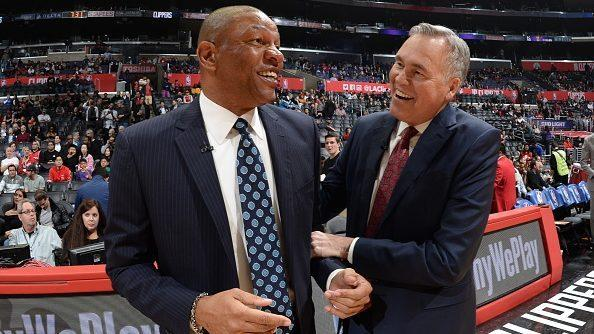 Report: 76ers focused on Doc Rivers and Mike D'Antoni in coaching search