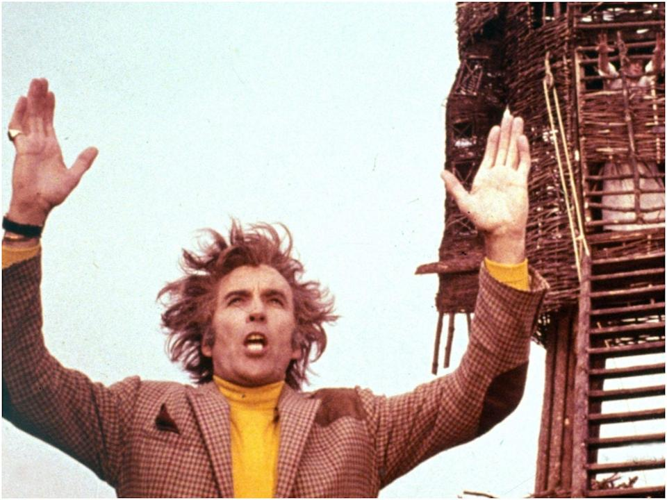 """Edward Woodward in """"The Wicker Man."""" <p class=""""copyright"""">British Lion Films</p>"""
