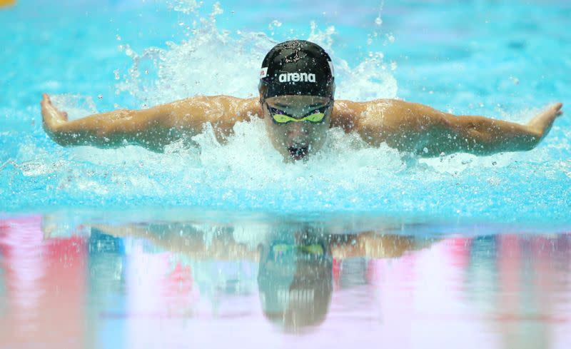 Swimming: Japan's Seto escapes Olympic ban following scandal