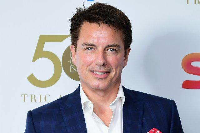 John Barrowman undergoes spinal injections after suffering nasty neck injury