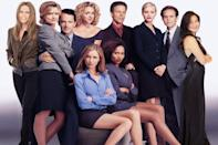 """<p>You know, <em>Ally McBeal</em>? Aka that show your mom watched every night while you """"did your homework"""" on the living room floor, desperately wondering who Ally would end up with? Tragically, it was canceled for the lamest reason ever: not winning enough Emmys. </p><p><a class=""""link rapid-noclick-resp"""" href=""""https://www.amazon.com/Drawing-the-Lines/dp/B002RS8PBO/ref=sr_1_1?keywords=ally+mcbeal&qid=1562091936&s=instant-video&sr=1-1&tag=syn-yahoo-20&ascsubtag=%5Bartid%7C10063.g.34770662%5Bsrc%7Cyahoo-us"""" rel=""""nofollow noopener"""" target=""""_blank"""" data-ylk=""""slk:Watch Now"""">Watch Now</a></p>"""