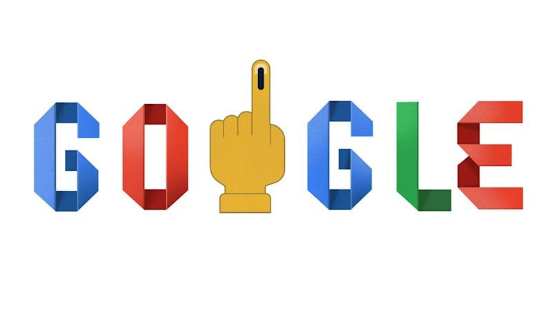 Lok Sabha Elections 2019 Phase 5 Voting: Google Doodle reminds voters to exercise their right while attempting to answer basic FAQs