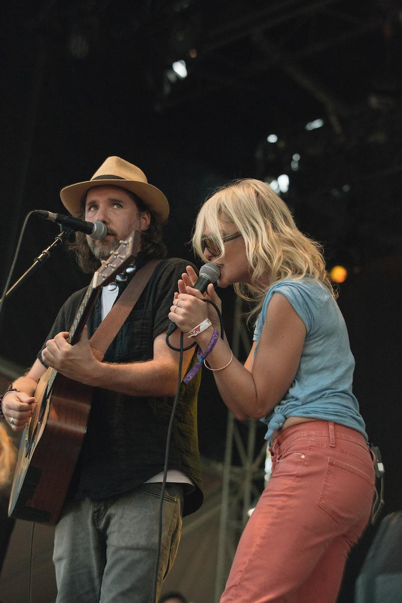 Broken Social Scene at Arroyo Seco Weekend 2017