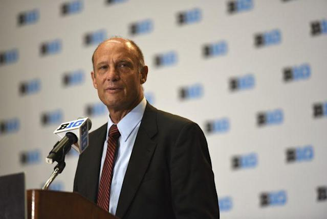 Mike Riley and Nebraska will have a new starting QB and a new style of defense in 2017. (AP)