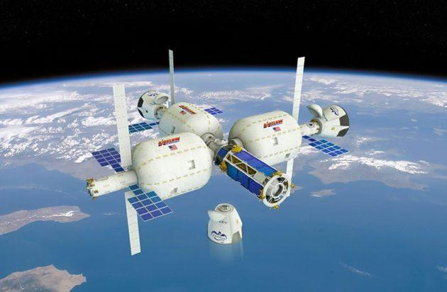 B330-based space station