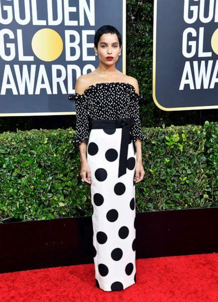 PHOTO: Zoe Kravitz attends the 77th Annual Golden Globe Awards at The Beverly Hilton Hotel on Jan. 05, 2020 in Beverly Hills, Calif. (Frazer Harrison/Getty Images)