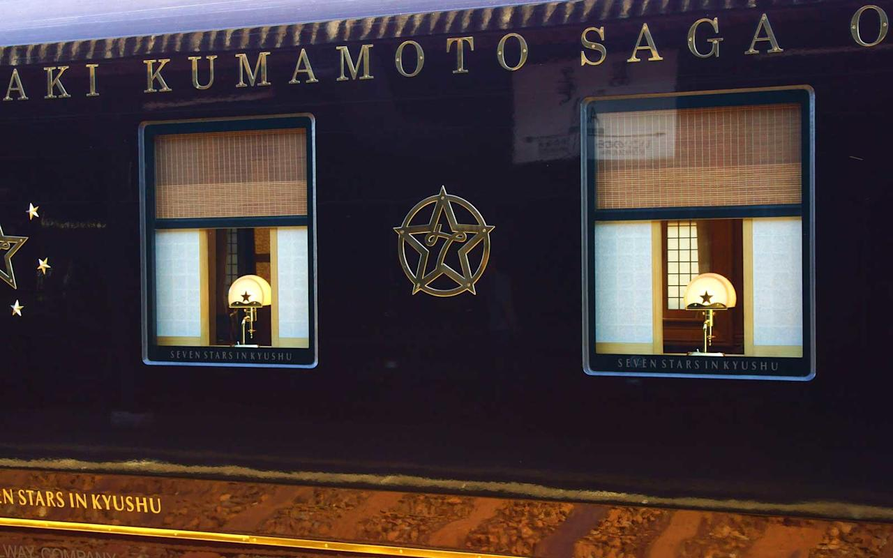 "<p>Often referred to as the world's most luxurious train, Japan's <a href=""https://www.cruisetrain-sevenstars.jp/english/train/"" target=""_blank"">Cruise Train Seven Stars</a> brings old-school luxury to a technologically advanced railway. It lays claim to being the country's first luxury sleeper, with its first run in 2013.</p> <p>With two- and four-day tours around the island of Kyushu, riders onboard the Seven Stars will get up close to both mountains and the seaside. But be warned: Booking this trip is not as simple as just putting in your credit card info. The train can only carry up to 28 passengers at a time and demand is so high that prospective riders must enter a lottery. Winners are then invited to purchase their place on an upcoming itinerary.</p>"