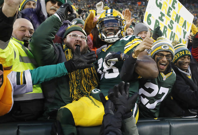 Cast a line for Ty Montgomery in your fantasy draft and you're sure to hook big value. (AP)