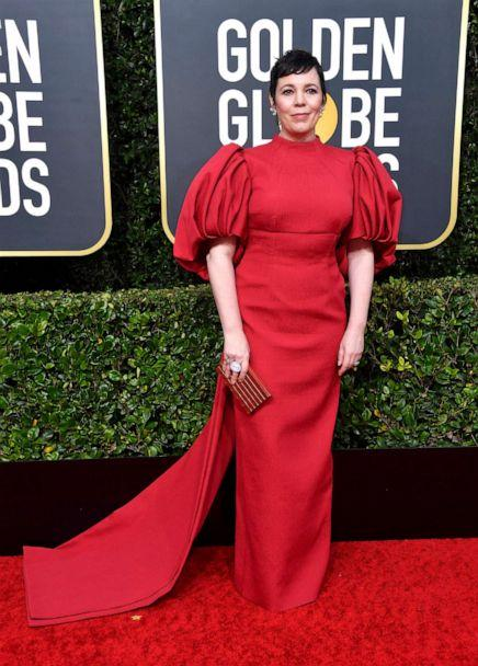 PHOTO: Olivia Colman attends the 77th Annual Golden Globe Awards at The Beverly Hilton Hotel on Jan. 05, 2020, in Beverly Hills, Calif. (Frazer Harrison/Getty Images)