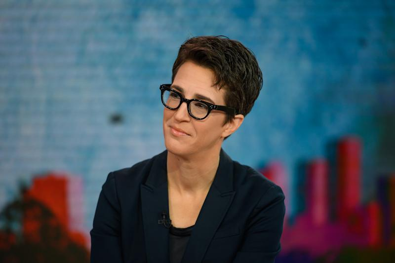 Rachel Maddow opens up about her struggles with depression. (Photo: Nathan Congleton/NBCU Photo Bank/NBCUniversal via Getty Images)