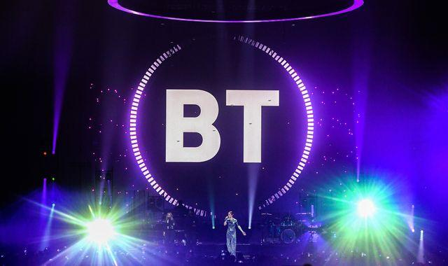 BT shares jump as it prepares defence against £15bn takeover approach
