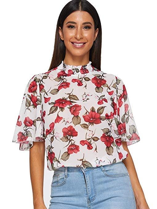 """<p>This <a href=""""https://www.popsugar.com/buy/Floerns-Floral-Print-Top-552515?p_name=Floerns%20Floral%20Print%20Top&retailer=amazon.com&pid=552515&price=17&evar1=fab%3Aus&evar9=47263028&evar98=https%3A%2F%2Fwww.popsugar.com%2Ffashion%2Fphoto-gallery%2F47263028%2Fimage%2F47264331%2FFloerns-Floral-Print-Top&list1=shopping%2Camazon%2Ctops%2Cspring%20fashion%2Caffordable%20shopping&prop13=mobile&pdata=1"""" rel=""""nofollow"""" data-shoppable-link=""""1"""" target=""""_blank"""" class=""""ga-track"""" data-ga-category=""""Related"""" data-ga-label=""""https://www.amazon.com/Floerns-Womens-Floral-Sleeve-Chiffon/dp/B0822GKY57/ref=sr_1_34?crid=R97EJ041UQXS&amp;dchild=1&amp;keywords=floral%2Btops%2Bfor%2Bwomen&amp;qid=1582910961&amp;refinements=p_36%3A-2000&amp;rnid=2661611011&amp;s=apparel&amp;sprefix=floral%2Btop%2Caps%2C210&amp;sr=1-34&amp;th=1&amp;psc=1"""" data-ga-action=""""In-Line Links"""">Floerns Floral Print Top</a> ($17) comes in several prints.</p>"""