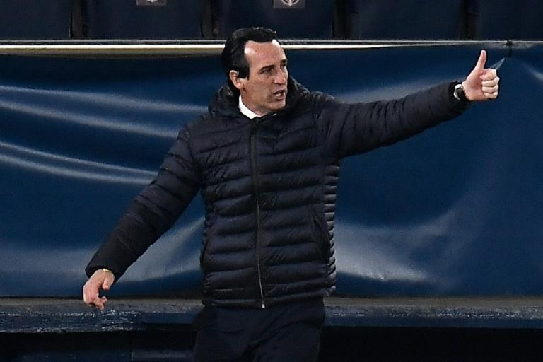 Unai Emery is targeting Europa League glory with Villarreal after winning the trophy three times at Sevilla
