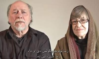 Parents Appeal For Couple Missing In Afghanistan