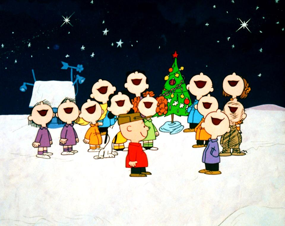 Charlie Brown and the 'Peanuts' gang made their television debut 55 years ago in 'A Charlie Brown Christmas' (Photo: United Features Syndicate/Courtesy Everett Collection)