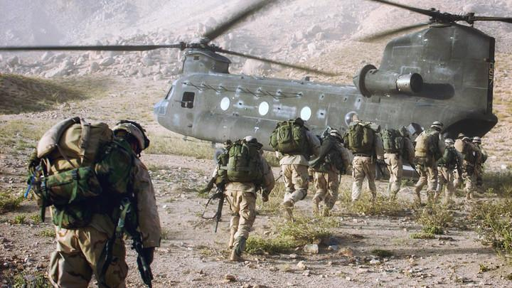 dt military us th mountain division soldiers in afghanistan