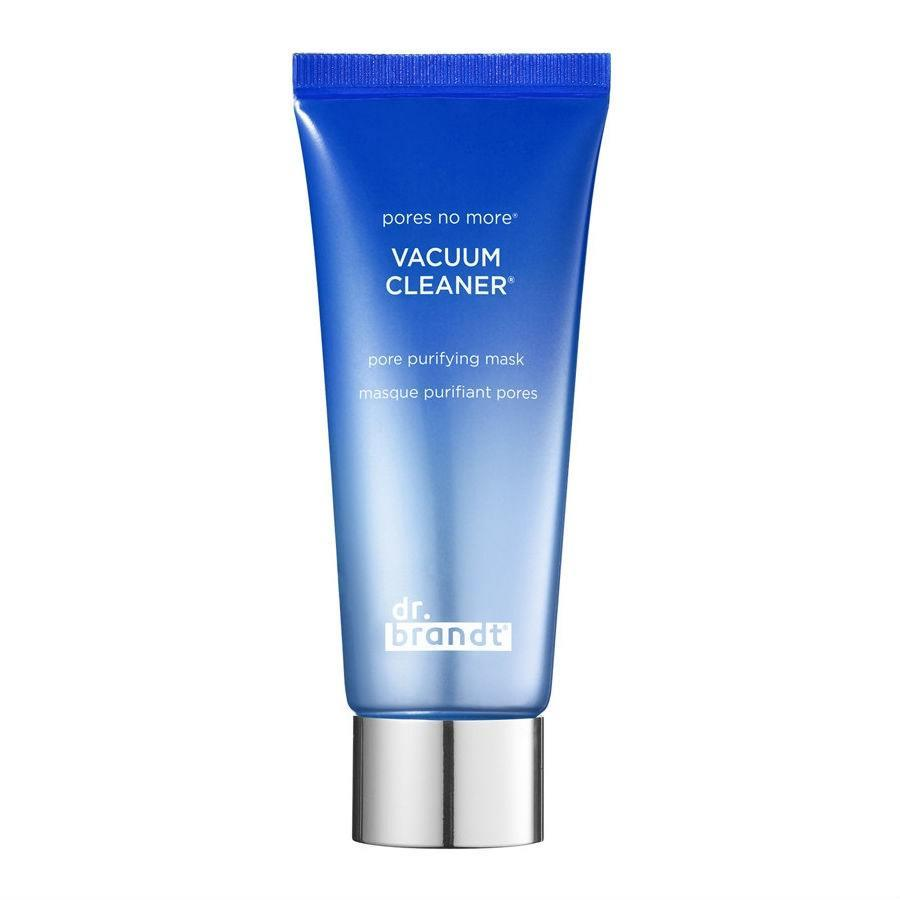 """<p>A pore-purifying powerhouse, this 2019 <a href=""""https://www.allure.com/story/best-of-beauty-2019-winners?mbid=synd_yahoo_rss"""" rel=""""nofollow noopener"""" target=""""_blank"""" data-ylk=""""slk:Best of Beauty-winning mask"""" class=""""link rapid-noclick-resp"""">Best of Beauty-winning mask</a> employs glycolic <em>and</em> <a href=""""https://www.allure.com/story/what-does-salicylic-acid-do?mbid=synd_yahoo_rss"""" rel=""""nofollow noopener"""" target=""""_blank"""" data-ylk=""""slk:salicylic acids"""" class=""""link rapid-noclick-resp"""">salicylic acids</a> to gently exfoliate and suck up oil. Tiny beads in the Dr. Brandt Pores No More Vacuum Cleaner get massaged into skin, releasing iris root and rose extract to nourish skin as the mask tightens.</p> <p><strong>$42 (</strong><a href=""""https://shop-links.co/1683929954226149675"""" rel=""""nofollow noopener"""" target=""""_blank"""" data-ylk=""""slk:Shop Now"""" class=""""link rapid-noclick-resp""""><strong>Shop Now</strong></a><strong>)</strong></p>"""
