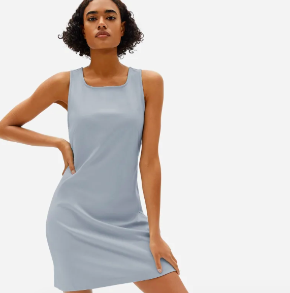 Everlane's newest dress is going to be your best friend this summer.