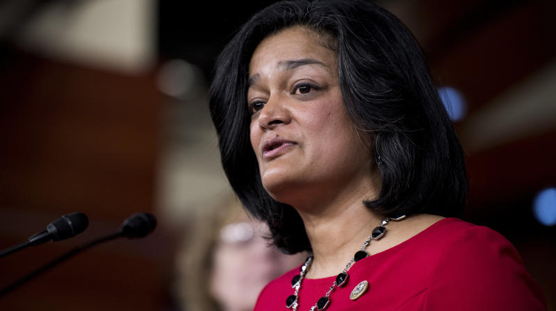 Rep. Pramila Jayapal Is Skipping Trump's State Of The Union Speech Due To His 'Racism'