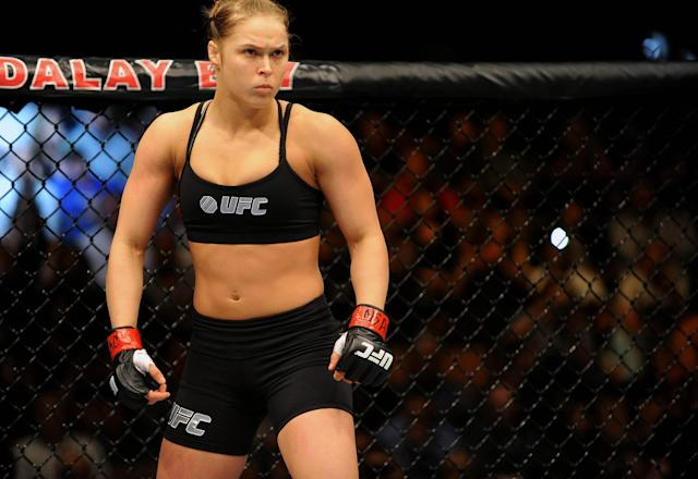 Ronda Rousey unloads on potential opponent Cris 'Cyborg' Justino for steroid usage