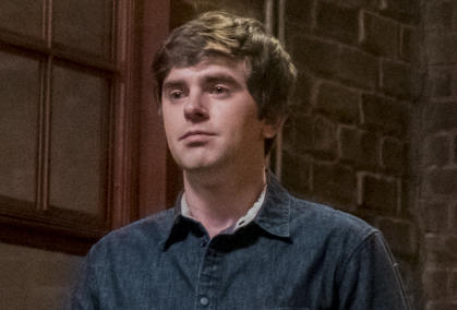 the good doctor season 3 episode 16 shaun freddie highmore