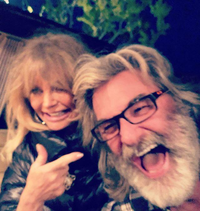"""<p>Nobody laughs like him and nobody loves like him ❤️Happy Father's Day to you my angel 😇,"""" Hawn says of her longtime partner, Kurt Russell. </p><p><a href=""""https://www.instagram.com/p/CBtKD9hHO5_/"""" rel=""""nofollow noopener"""" target=""""_blank"""" data-ylk=""""slk:See the original post on Instagram"""" class=""""link rapid-noclick-resp"""">See the original post on Instagram</a></p>"""
