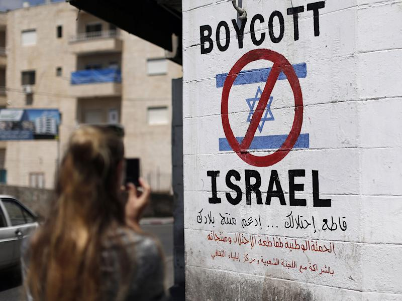 The boycott movement has gained thousands of supporters around the world: AFP/Getty Images