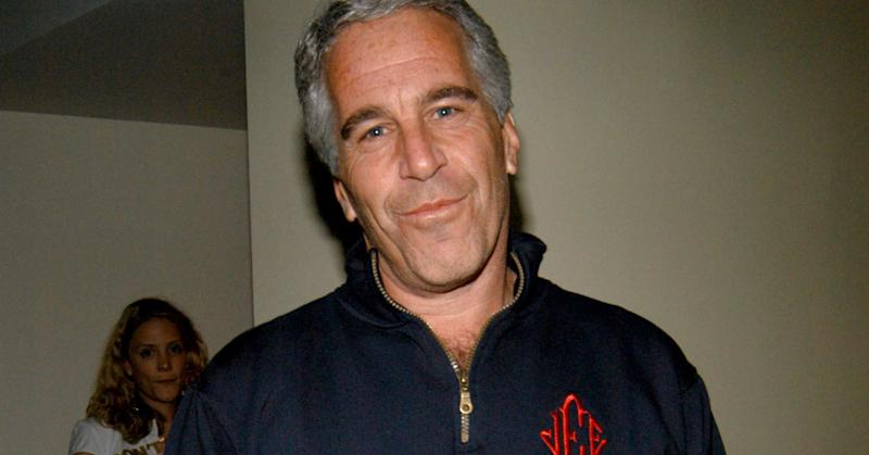 Jeffrey Epstein attends Launch of RADAR MAGAZINE at Hotel QT on May 18, 2005.