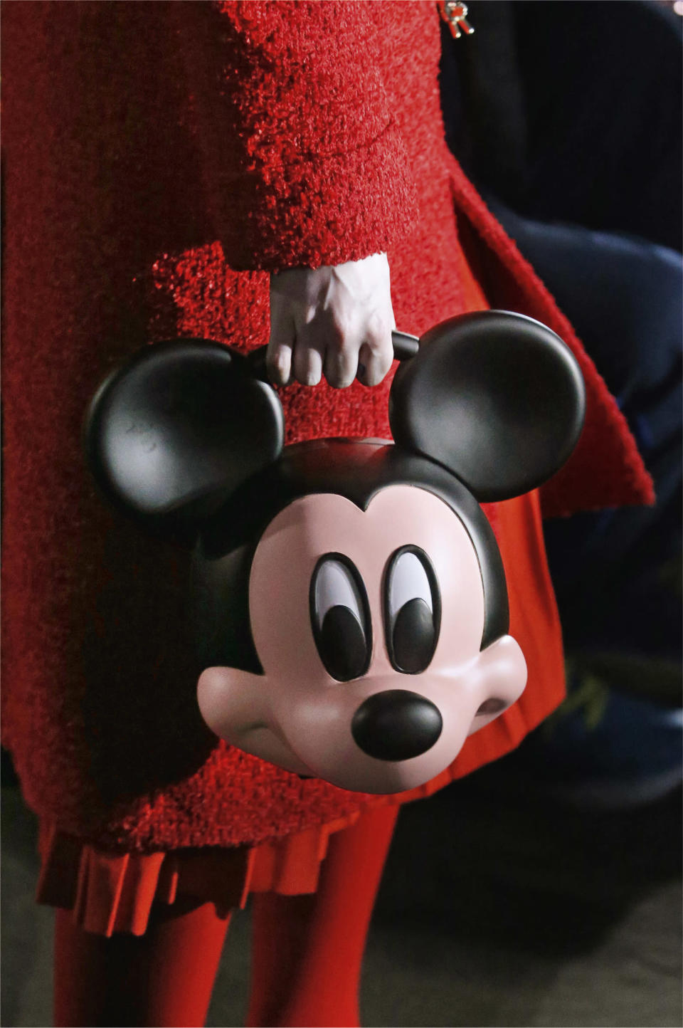 Gucci x Mickey Mouse. (PHOTO: Dover Street Market Singapore)