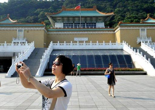 Taipei's National Palace Museum is internationally renowned for its vast collection of ancient Chinese artwork