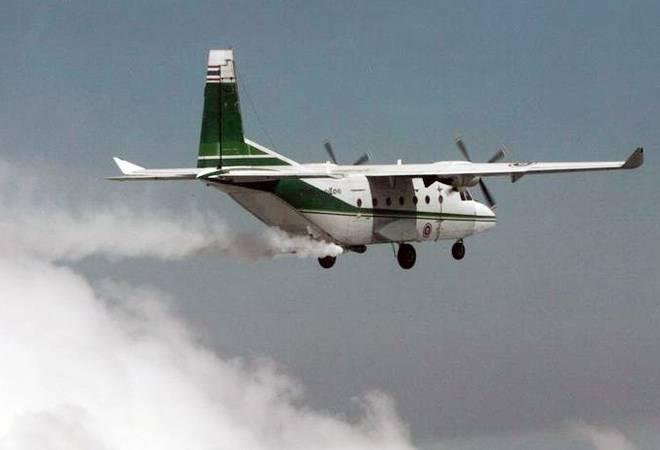 The Uttar Pradesh capital might witness artificial rains through  cloud-seeding by IIT Kanpur to combat air pollution which has reached  crisis level.