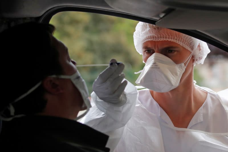 France sees post-lockdown daily record of 4,711 new COVID infections