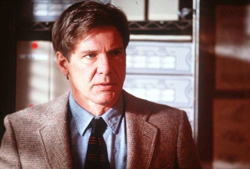 "Harrison Ford in ""The Fugitive."""