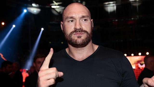 Former heavyweight champion Tyson Fury has set his sights on regaining his belts from British rival Anthony Joshua.