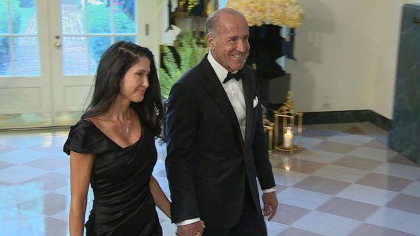 PHOTO: Frank Biden attends Singapore's State Dinner at The White House on Aug. 2, 2016. (ABC News)