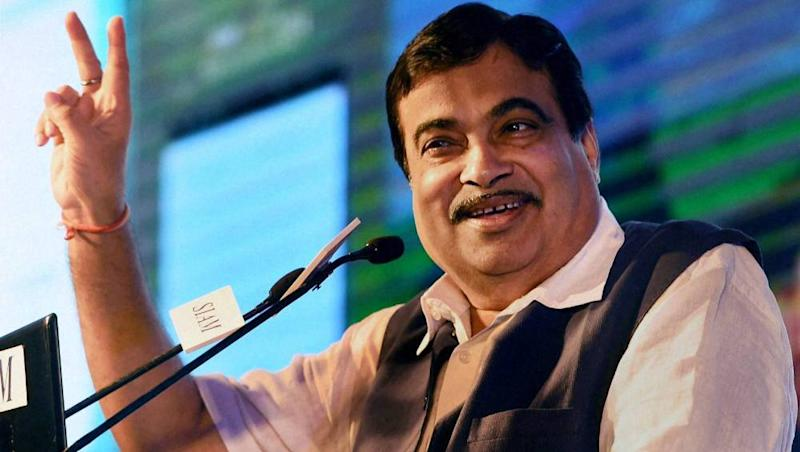 Union Minister Nitin Gadkari Reiterates Jawaharlal Nehru's Ideology, Says 'India is Not a Nation, it is a Population'; Watch Video