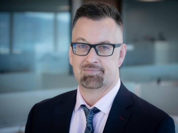 The Provincial Health Services Authority has appointed Dr. David Byres as its president and CEO. Byres had been filling the role on an interim basis for seven months following the dismissal of his predecessor, Benoit Morin. (Provincial Health Services Authority - image credit)