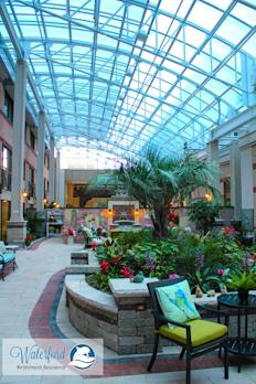Waterford Ottawa Bridges Two Eras with OpenAire Courtyard Retractable Roof