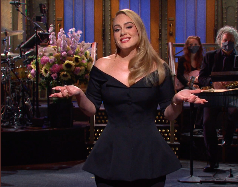 'I look really different': Adele jokes about weight loss ...