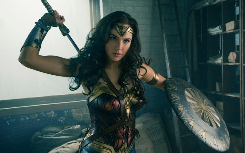 'Wonder Woman' Is Now Bigger Than Spider-Man