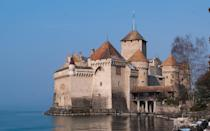 <p>A picturesque castle that looks like it came straight from a storybook. </p>