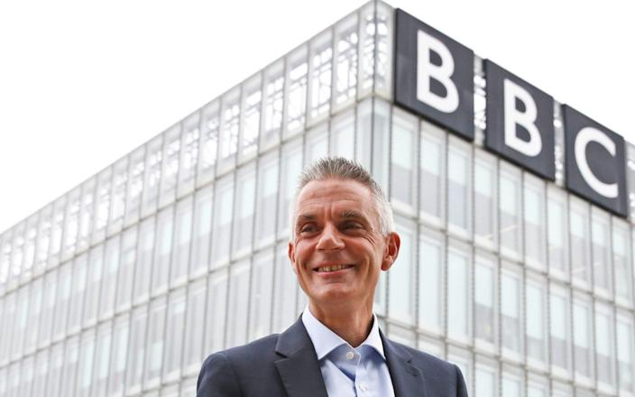 Tim Davie, new Director General of the BBC - PA