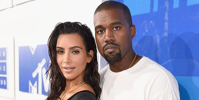 Kim And Kanye West Have A 'Date Night' At Their Friend's Wedding