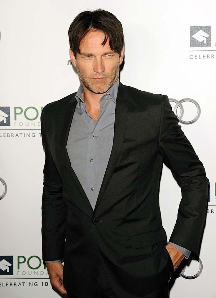 "Stephen Moyer (""True Blood"") turns 42.  JB Lacroix/WireImage.com - September 24, 2011"