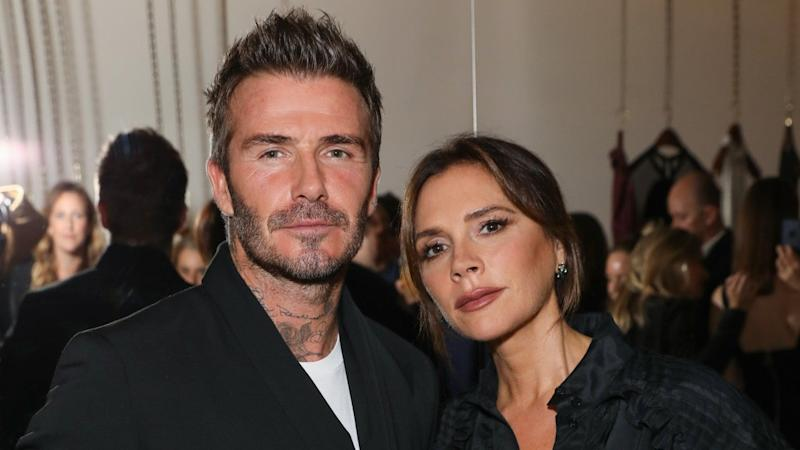 Victoria Beckham Says She's 'Come a Long Way' With Husband David While Reflecting on 2019