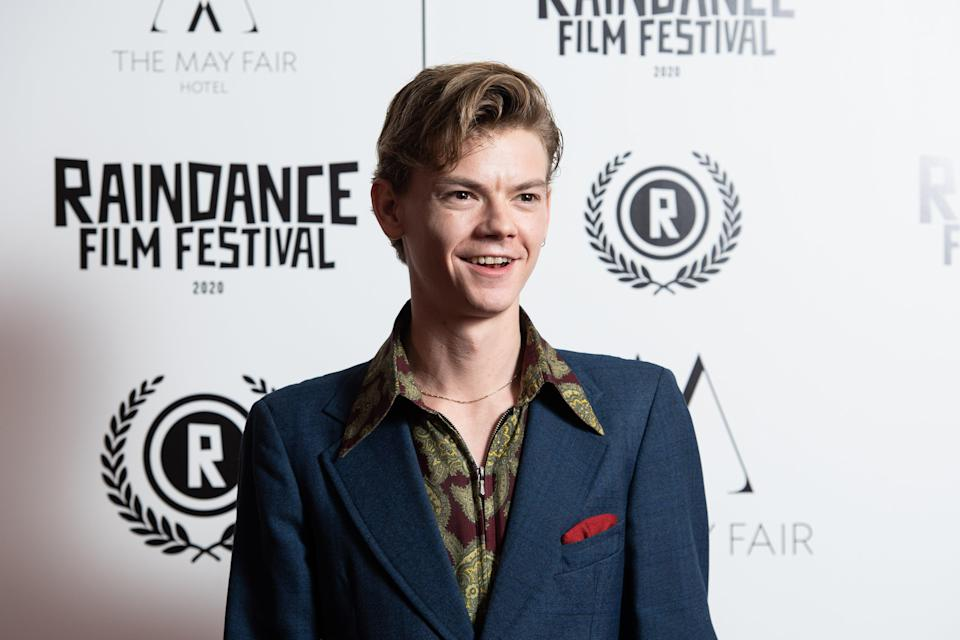 Thomas Brodie-Sangster has just joined the castGetty Images