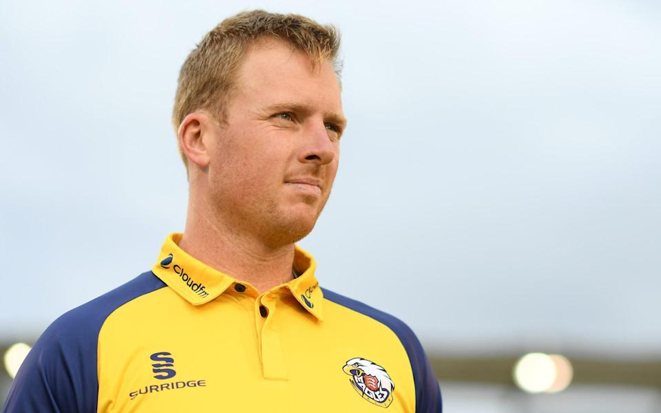 Simon Harmer — How Brexit dashed England ambitions of county cricket's best spinner - GETTY IMAGES