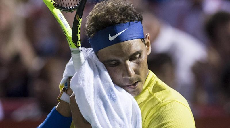 Rafael Nadal Upset By Denis Shapovalov In Round Of 16 At Rogers Cup